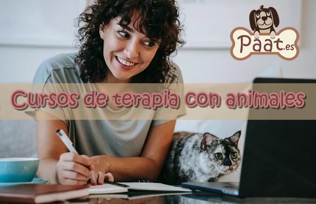 Cursos de terapias con animales